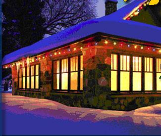 Chattanooga Holiday Lighting Cost Estimator Outdoor
